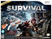 Cabela's Survival Adventures Shadows Of Katmai With Top Shot Elite for Wii