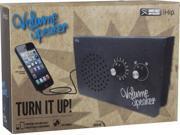 iHip Cardboard Speakers - Black