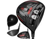 TaylorMade Golf R15 460cc Driver - Black - RH 14.0 Regular