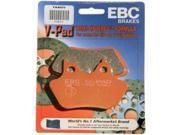 EBC Semi-Sintered V Brake Pads Street   FA229V FA229V