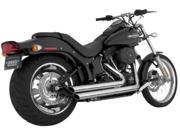 Vance & Hines Big Shots Staggered Exhaust System Street Chrome  18309 18309 9SIAAHB40Z1985