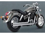 Vance & Hines Longshots Original Exhaust System Street Chrome  18385 18385 9SIAAHB40W8187