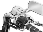 Kuryakyn Chrome Brake and Clutch Control Dress-Up Kit American VTwin   1741 1741