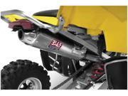 Yoshimura R55 Full Exhaust(4:2:1) Stainless Steel Muffler & End Cap 1121086