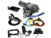 KFI Products 3 000lb. Winch Kit    A3000