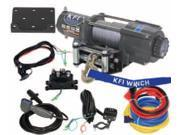 KFI Products Wide 4 000lb. Winch Kit    U45000W