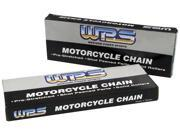 WPS Clip Connecting Link for 530 Heavy Duty Chain - Gold    530H LINK GOLD 9SIAAHB4WC1310