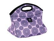 GAIAM 30903 Neoprene Lunch Clutch (Purple Marrakesh)