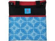 GAIAM 31202 Lunch Tote (Luna Blue Batik)