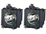 Ushio ET-LAD40W for Panasonic Projector ET-LAD40W 9SIA2764GH4020