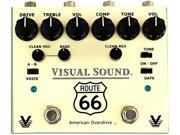 Visual Sound Route 66 V3 Series Overdrive/Compression Pedal