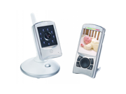 Summer Infants Sleek & Secure Handheld with Color Video Monitor