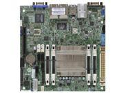 Supermicro A1SRI-2558F-O Intel Atom C2558/ DDR3/ SATA3&USB3.0/ V&4GbE/ Mini-ITX Motherboard & CPU Co