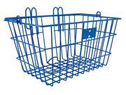 JBikes Lift-Off with Handle, Blue - Beach Cruiser Bicycle Basket 9SIA4M75A89047