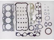 02-06 Nissan Sentra QR25DE 2.5L 2488cc L4 16V DOHC Engine Full Gasket Replacement Kit Set FelPro: HS26261PT/CS26261