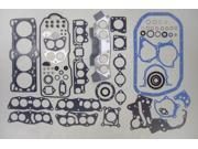89-91 Hyundai Sonata G64B/4G64/G4CS 2.4L 2351cc L4 8V SOHC Engine Full Gasket Replacement Kit Set FelPro: HS9388PT/CS9086