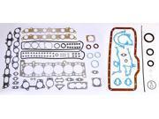 86-92 Toyota Supra 7MGE 3.0L 2954cc L6 24V DOHC Engine Full Gasket Replacement Kit Set FelPro: HS9473PT/CS9473