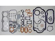 86-95 Isuzu Pickup 4ZD1 2.3L 2254cc L4 8V SOHC Engine Full Gasket Replacement Kit Set FelPro: HS9496PT-3/CS9496-1