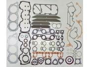 86-87 Nissan D21 Pickup VG30E 3.0L 2960cc V6 12V SOHC Engine Full Gasket Replacement Kit Set FelPro: HS9228PT/CS9228