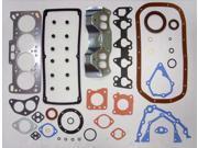 91-96 Eagle Summit 4G15 1.5L 1468cc L4 12V SOHC Engine Full Gasket Replacement Kit Set FelPro: HS9758PT/CS8767-1