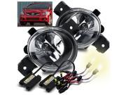 4300K HID/For Infiniti 13-16 JX35/QX60/08-10 M35/M45/10-11 G37 Glass Fog Lights
