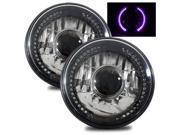Modifystreet® Purple LED Ring H6014/H6015/H6017/H6052/H6024 7