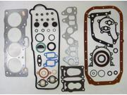For 83-85 Toyota Corolla RWD 4AC/4ALC 1.6L 1587cc L4 8V SOHC Engine Full Gasket Replacement Kit Set FelPro: HS9483PT/CS9483