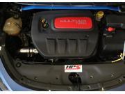 HPS Black Cold Air Intake w/ K&N Air Filter for 2013-2014 Dodge Dart 1.4L Turbo (37-576WB) 9SIA4MJ5UY8273