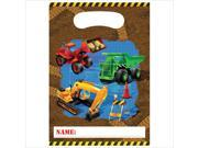 Under Construction Treat Bags (8 count) 9SIA01922E5584