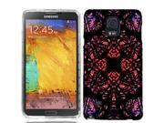 For Samsung Galaxy Note 3 Purple Kaleidoscope Case Cover 9SIA4MS34W0479
