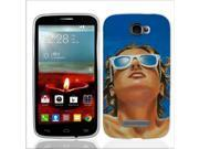 Image of For Alcatel OneTouch Fierce 2 Summer Girl Case Cover