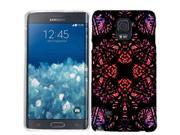 For Samsung Galaxy Note Edge Purple Kaleidoscope Case Cover 9SIA4MS34W6039