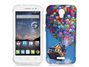 Image of for Alcatel One Touch Pop Astro Balloon House Phone Cover Case