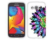 for Samsung Galaxy Grand Prime Tie Dye Flower Phone Cover Case 9SIA4MS34W8975