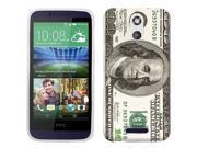 For HTC Desire 612 Benjamin $100 Case Cover