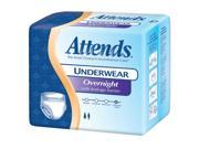 Attends APPNT30 Overnight Protective Underwear-Large-56/Case