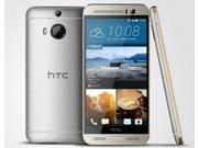 "HTC One M9+ Plus 4G LTE 32GB Gold On Silver FACTORY UNLOCKED 5.2"" 3GB RAM Smartphone"