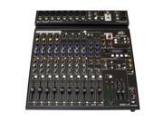 Peavey PV 14 AT Pro Audio Mixer with Bluetooth and Antares Auto-Tune #03612630
