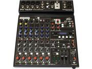 Peavey PV 10 AT Pro Audio Mixer with Bluetooth and Antares Auto-Tune #03612610