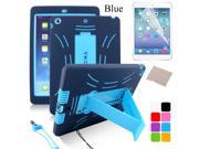 Shock Proof Heavy Duty Case Cover Stand for iPad Air 2 with Stand Holder