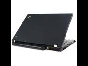 "Lenovo ThinkPad T400 14.1"" Notebook - Core 2 Duo 2.4GHz - Black"