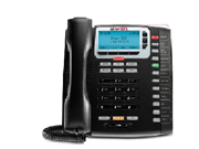 Bundle of 4 Allworx 9212L IP Phone with Backlit and 12 programmable function keys 4 Pack