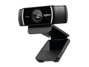 Logitech C922x Pro Stream Webcam 1080P Camera for HD Video Streaming Recording At 60Fps Background Replacement 960 001176