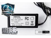 OMNIHIL AC/DC Adapter/Adaptor for OMNIHIL AC/DC Adapter/Adaptor for Netgear Wifi Modem Router Models: D6200 DGND4000 Power Supply Wall Plug 9SIA4RM39H0717