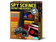 4M Spy Science Secret Messages