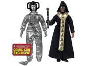 Doctor Who Cyberleader & The Master Exclusive Action Figures 9SIA04208S3826