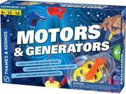 Thames & Kosmos 6665036 Motors & Generators 9SIAD245CY0748