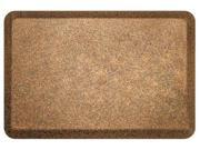 Granite Original Smooth Mat Color: Granite Copper, Rug Size: 2' x 3'