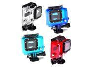 Green GP28 GoPro Accessories Waterproof Case for Gopro Hero 3 Waterproof Housing for HERO 3 Precision Protective Shell Professional Waterproof shell For Gopro Hero 3