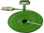 3 M 10 FT USB Charger Sync Data Cord Cable for iPhone 4 4S 3GS iPod touch iPad